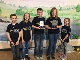 SES Robotics Club Wins TWO Awards